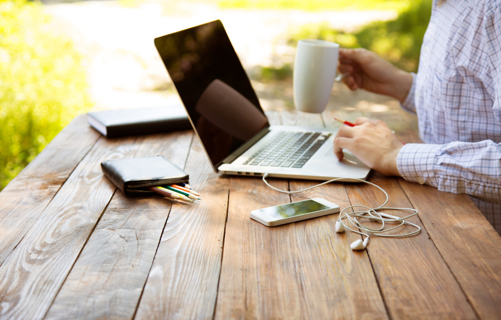 Successful telework requires the right equipment and strategy